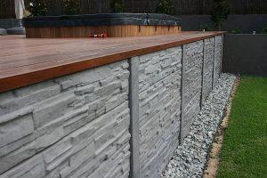 Concrete Retaining Wall Products Bradford Retaining
